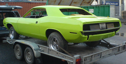 1970 Plymouth AAR Cuda By Karl Aurenius Image 3