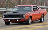 1970 Plymouth AAR Cuda By Robert