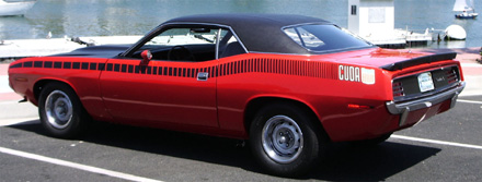 1970 Plymouth AAR Cuda By Stan Image 3