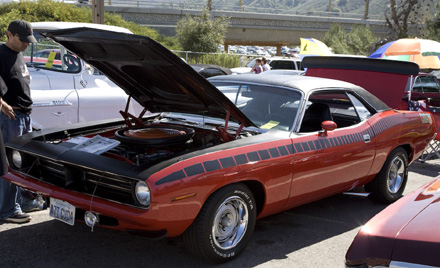 1970 Plymouth AAR Cuda By Stan Image 2