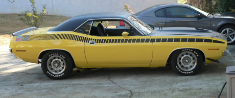 1970 Plymouth AAR Cuda By Bill Phelps Image 3