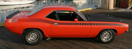 1970 Plymouth AAR Cuda By David Fogg Image 6