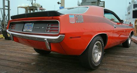 1970 Plymouth AAR Cuda By David Fogg Image 7