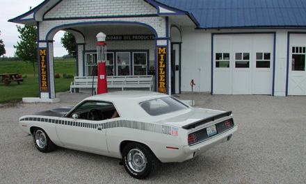 1970 Plymouth AAR Cuda By Gary Bright Image 2