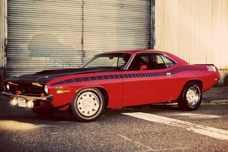 1970 Plymouth AAR Cuda By Justin Cornett Image 1