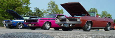 1970 Plymouth AAR Cuda By Jeff Kratt Image 4