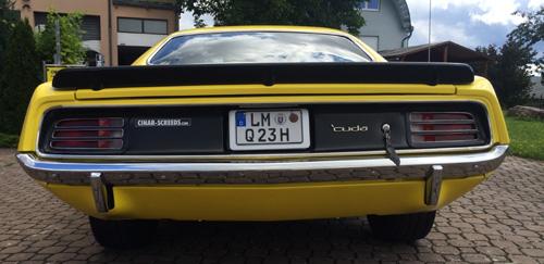 1970 Plymouth AAR Cuda By Kemal Cinar Image 3