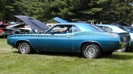 1970 Plymouth AAR Cuda By Kevin Miller Image 3