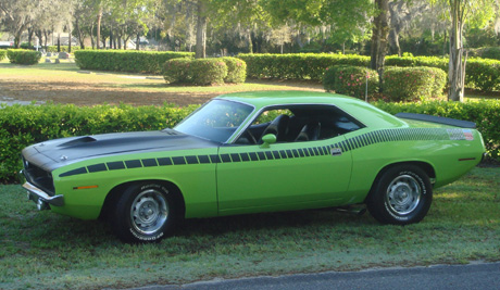 1970 Plymouth AAR Cuda By Tara Bush Image 2