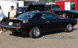 Plymouth AAR Cuda Desktop Wallpaper 1