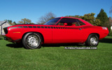 Plymouth AAR Cuda Desktop Wallpaper #6