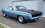 Plymouth AAR Cuda Desktop Wallpaper #7
