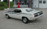 Plymouth AAR Cuda Desktop Wallpaper #8
