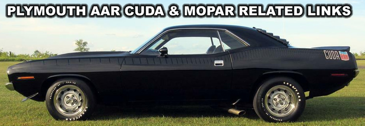 Mopar Links And Resources