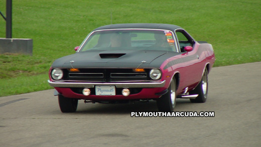 1970 Plymouth AAR Cuda Desktop Wallpaper Image 5