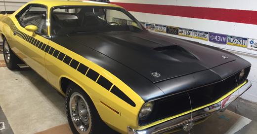 1970 Plymouth AAR Cuda Buy Carl Cuda 1