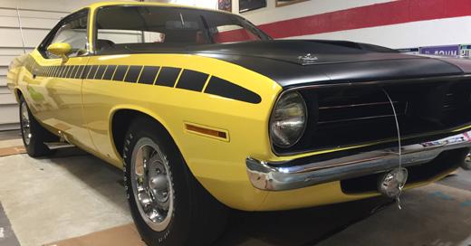 1970 Plymouth AAR Cuda Buy Carl Cuda 3
